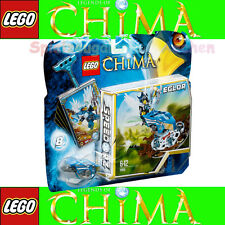 LEGO CHIMA 70105 Nestspringen Nest Jump Adler Speedor CHI Power Cord Power Up