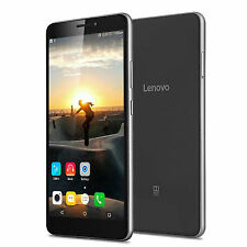 """Lenovo PHAB PB1-750N 6.98"""" 1G RAM 16GB ROM 4G Quad Core 13.0MP Black R41"""