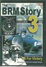 THE BRM STORY VOLUME 3 DVD - V8 FOR VICTORY