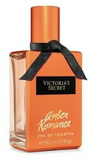 VICTORIA'S SECRET AMBER ROMANCE EAU DE TOILETTE PERFUME BODY SPRAY MIST 1.7 OZ