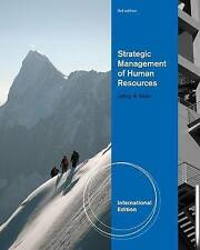 NEW - FAST to AUS - Strategic Management of Human Resources by Mello (3 Ed)