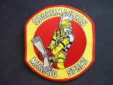 SPACEMAKERS SCUBA DIVE MINING PATCH Unused DEEP EARTH DIVER 4''