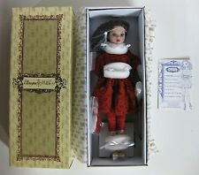 "BNIB ELLOWYNE WISTFUL RED 16"" Doll & All Accessories Excellent Condition!!"