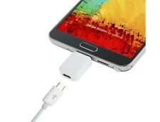 Micro USB Female to USB 3.0 Male Charging Data Adapter Converter for Note 3 S 5