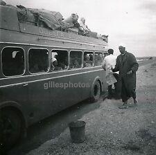 Route de Gardhaia c. 1940 - Autobus Algérie - Div 1811