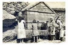 rp17586 - Women washing clothes in Greece - photo 6x4