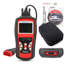MaxiScan MS529 ODB2 EOBD Car Diagnostic Scanner Code Reader VS. MS509