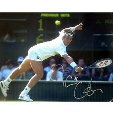 Pat Cash – Signed 1987 Wimbledon photo