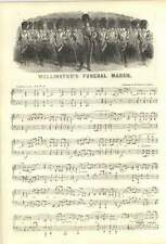 1852 Wellington's Funeral March 1