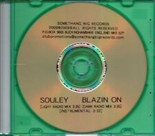 (304Z) Souley, Blazin On - DJ CD