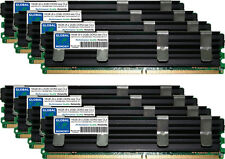16GB 8x2GB DDR2 667MHz PC2-5300 240-PIN ECC FBDIMM MAC PRO /2006 KIT DI RAM
