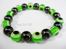 Hematite Magnetic Evil Eye Bead Protection Good Lucky Luck Bracelet Jewelry #C