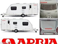ADRIA CARAVAN 4 PIECE KIT DECALS GRAPHICS STICKERS CHOICE OF COLOURS & SIZES