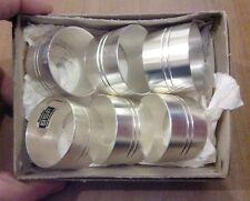 VINTAGE Set di metallo tedesco BSF Portatovaglioli. nella confezione originale.