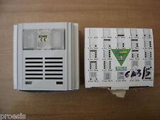 ELVOX 9019 Multi System posto esterno video 559 mostrina finitura placca grigio