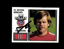 Udo Horsmann Bayern München Panini Sammelbild 1981 Original Sign+ A 144490