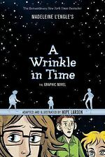 A Wrinkle in Time: the Graphic Novel by Madeleine L'Engle (2015, Paperback)