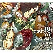 THE BIRTH OF THE VIOLIN NEW & SEALED