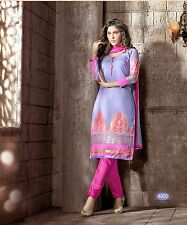 Semi formal office or Party wear salwar kameez suit unstitched dress material