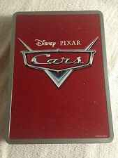 Disnay Pixar Cars 1 Movie Collectors Tin DVD