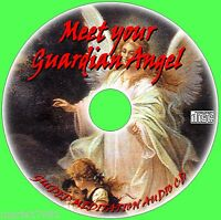 GUIDED MEDITATION MEET YOUR GUARDIAN ANGELS AUDIO SPIRITUAL EXPERIENCE NEW CD