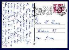 SWITZERLAND - SVIZZERA - 1977 - CARTOLINA - Destinazione BAAR. R626