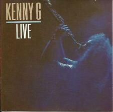 Kenny G: [Made in Japan 1989] Live        CD