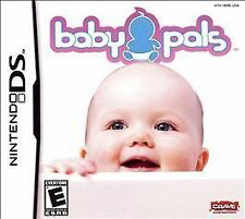 BABY PALS DS! NDS, DSI, LITE, XL, 3DS! RAISE, TEACH TO WALK, FEED, PLAY