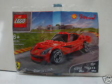 MRE * Shell V-Power LEGO 40191 Red F12 Berlinetta