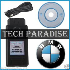 Interface Valise diagnostic Scanner V1.4 BMW OBDII 2 USB unlock version + CD