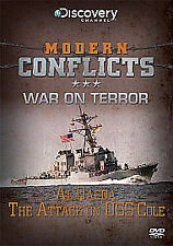 Modern Conflicts - War On Terror - Al Qaeda The Attack On USS Cole (DVD, 2010)