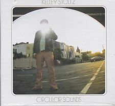 KELLEY STOLTZ - CIRCULAR SOUNDS - CD - BRAND NEW -
