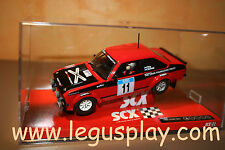 Slot SCX Scalextric 64560 Ford Escort MKII McRAE - New