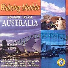 Various Artists  Waltzing Matilda: Sounds of the World (CD, Nov-1999, Sound) NEW
