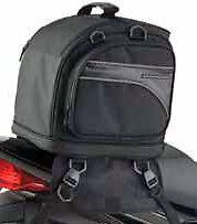 NELSON RIGG EXPANDABLE TAIL PACK LUGGAGE HARLEY SPORTSTER 883 1200 1200C HUGGER