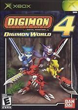 Digimon World 4 for the Xbox !!COMPLETE