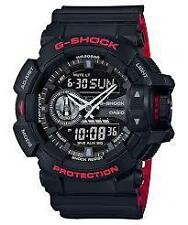 Casio GA-400HR-1AER Analogue/Digital Chronograph Watch Resin Strap RRP£130