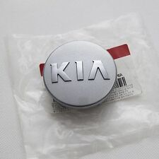(Fit: Sorento 2003 2015+) KIA LOGO Wheel Center Cap Silver Color 4EA