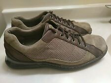 Merrell Air Cushion Men's Gray Suede Leather Oxford Shoes Size 10.5M