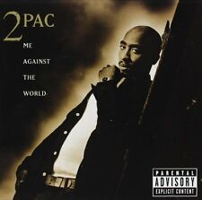 2PAC CD - ME AGAINST THE WORLD [EXPLICIT](1998) - NEW UNOPENED - RAP