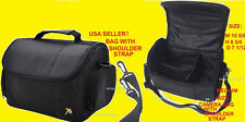 MEDIUM/LARGE CAMERA BAG CASE fit NIKON SLR D3000 D3100 D5000 D5100 D7000 CC3