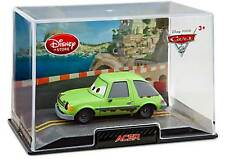 Disney Store Cars 2 Acer Die Cast Car In Collector's Case