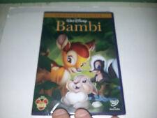 dvd cartone animato bambi edizione speciale (walt disney)