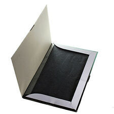 100 Sheets A4 Black Carbon Paper Hand Copier Stencil Transfer  Repr