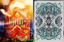 Bicycle Ellusionist Combo Ignite + Fathom US Playing Cards Poker Magic BRAND NEW
