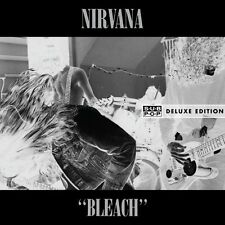 NIRVANA CD - BLEACH [20TH ANNIVERSARY DELUXE EDITION](2009) - NEW UNOPENED