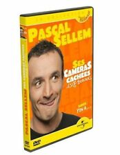 28294//PASCAL SELEM SES CAMERAS CACHEES DUREE 2 H00 DVD NEUF SOUS BLISTER