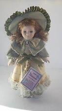 VANESSA DOLL by VANESSA RICARDI SPECIAL EDITION SERIES 1999 PORCELAIN DOLL