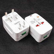 All in 1 International Travel Power Charger Universal Adapter AU/UK/US/EU A0966