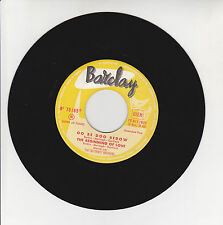 "The FRATERNITY BROTHERS Vinyl 45T 7"" EP PASSION FLOWER -HONEY BEE F Rèduit RARE"